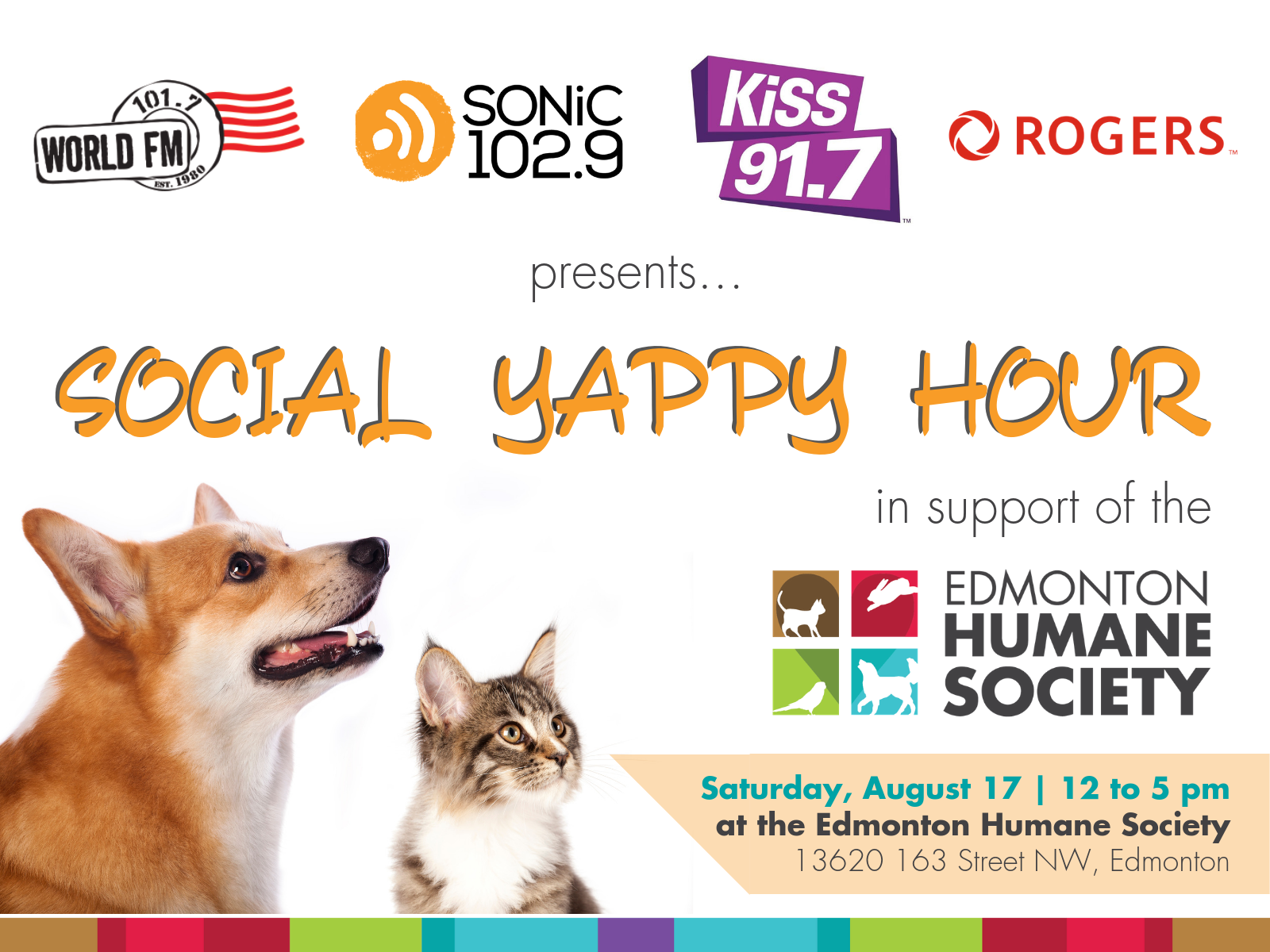 HOME - Edmonton Humane Society